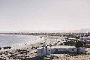 beach at Paternoster